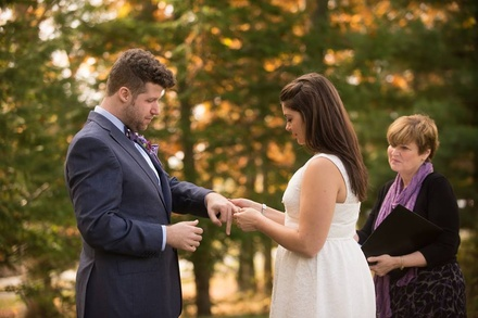 Saratoga Albany Wedding Officiant - Rev. Joy Burke
